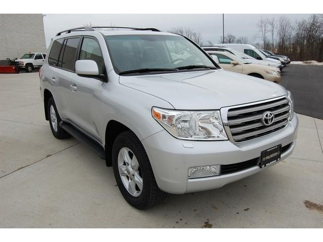 Picture of 2010 Toyota Land Cruiser AWD