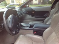 Picture of 1995 Chevrolet Corvette Coupe, interior