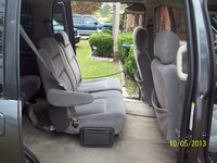 Picture of 1997 Oldsmobile Silhouette 3 Dr GLS Passenger Van Extended, interior, gallery_worthy