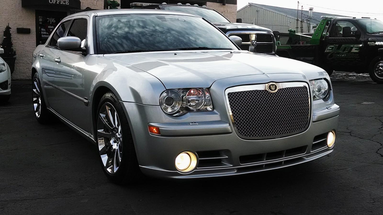 Chrysler C Srt Pic