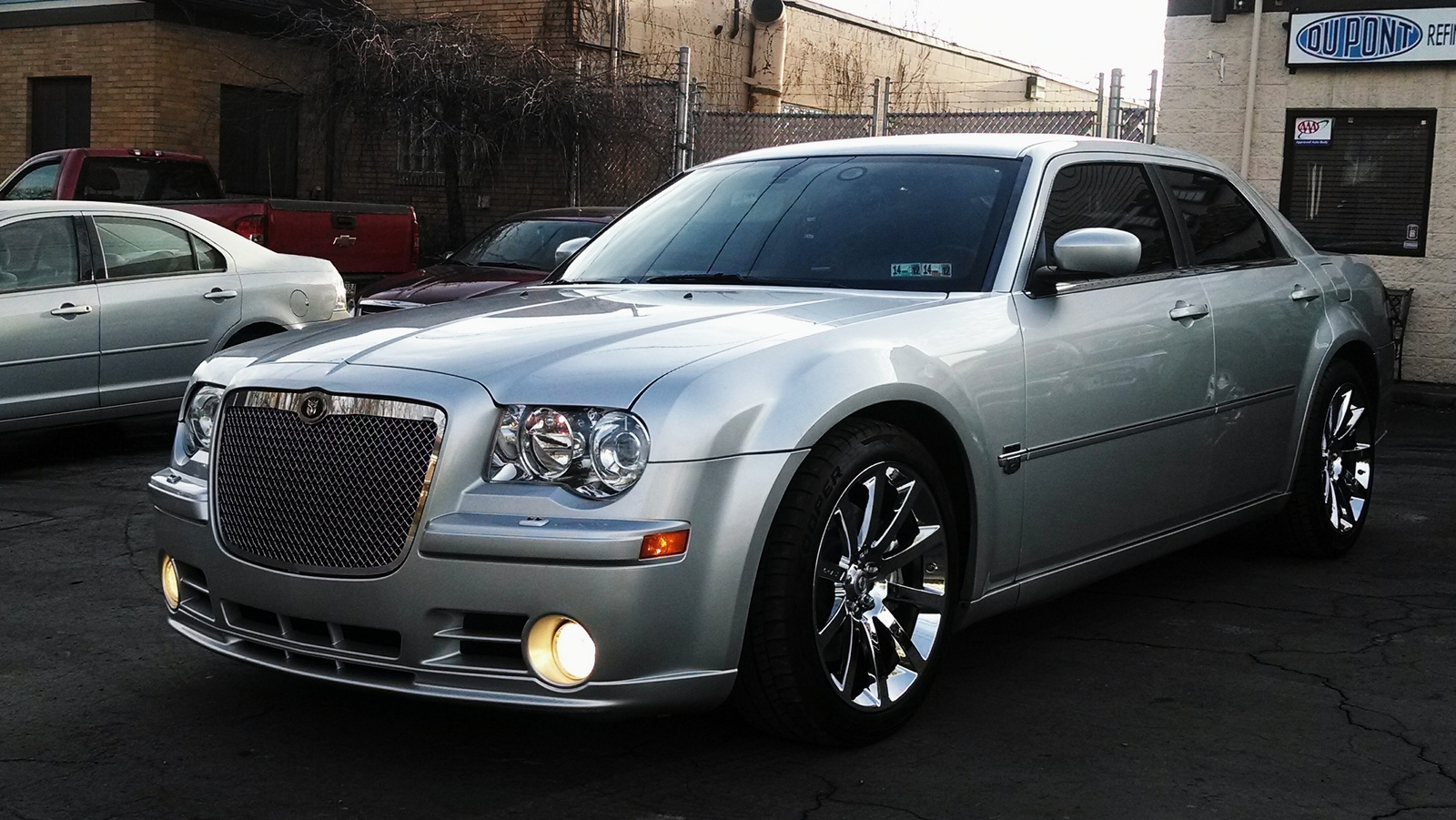 2014 Chrysler 300c Srt Refresh | Autos Post