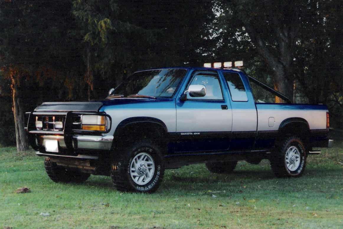 Dodge Dakota Dr Le Wd Extended Cab Sb Pic on 95 Dodge Dakota Lifted