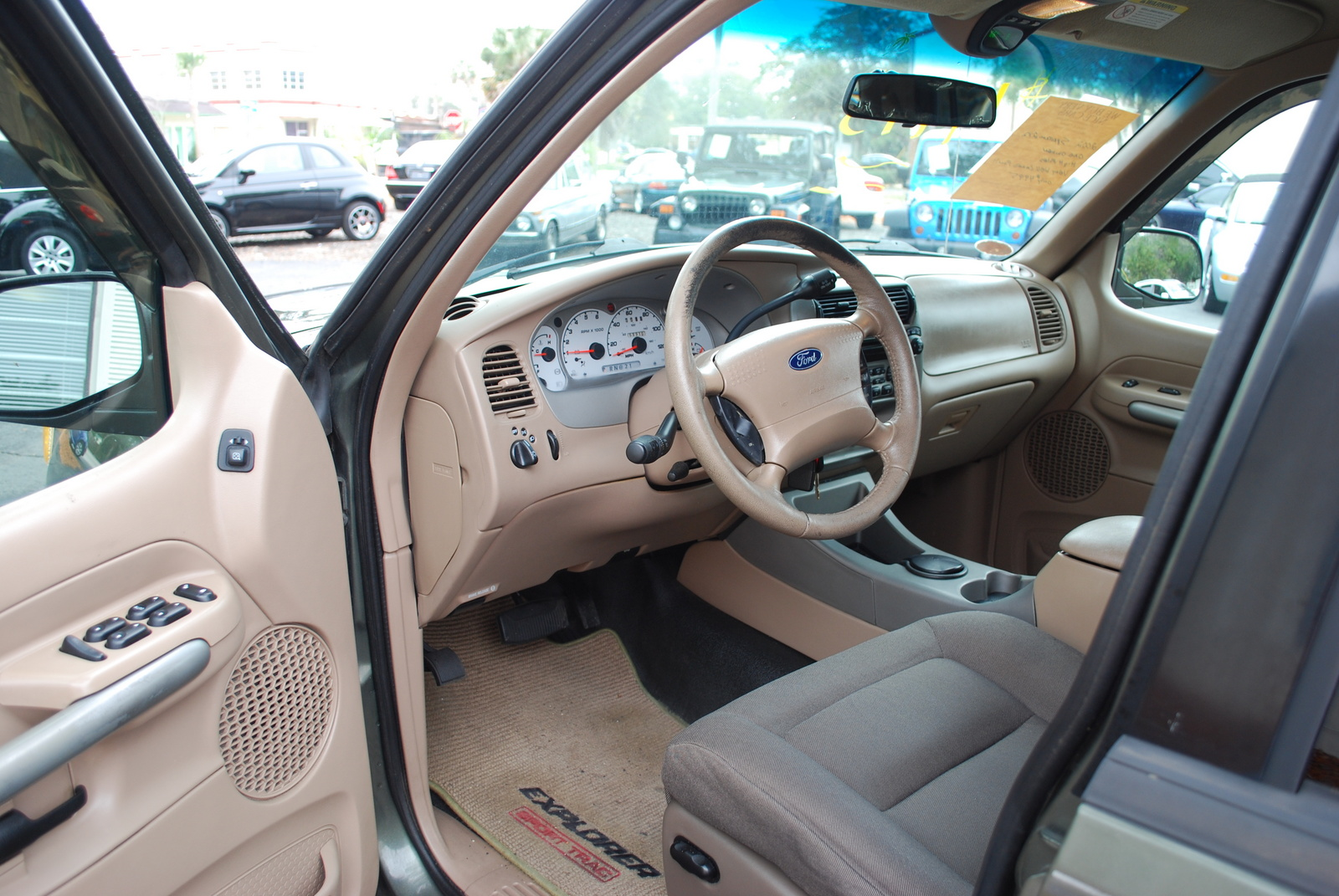 2002 ford explorer sport trac interior colors. Black Bedroom Furniture Sets. Home Design Ideas