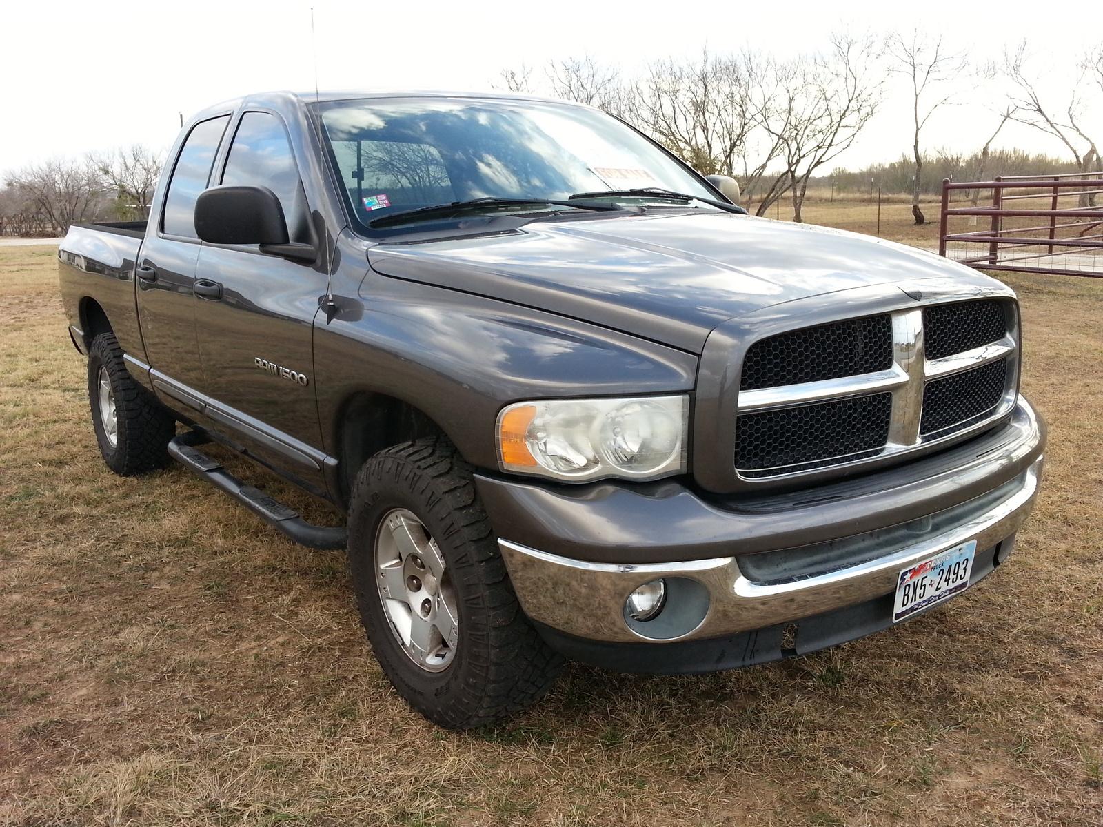 2003 Dodge Ram Pickup 1500 - Pictures