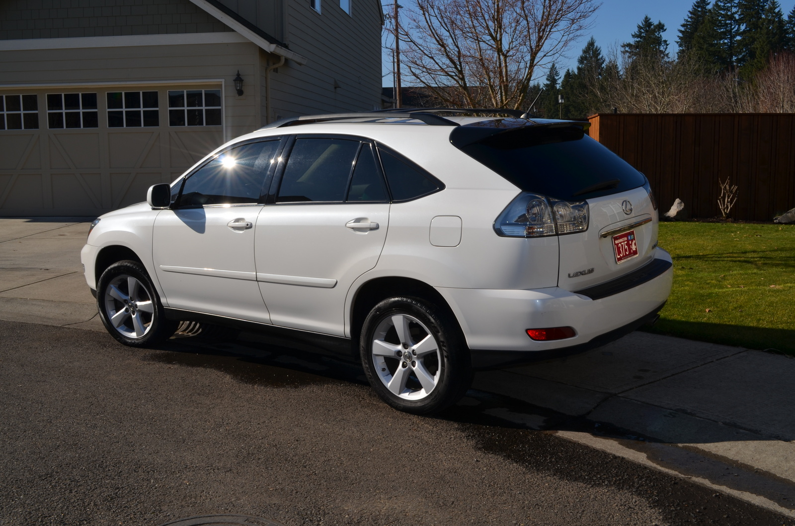 Picture of 2007 Lexus RX 350 AWD, exterior