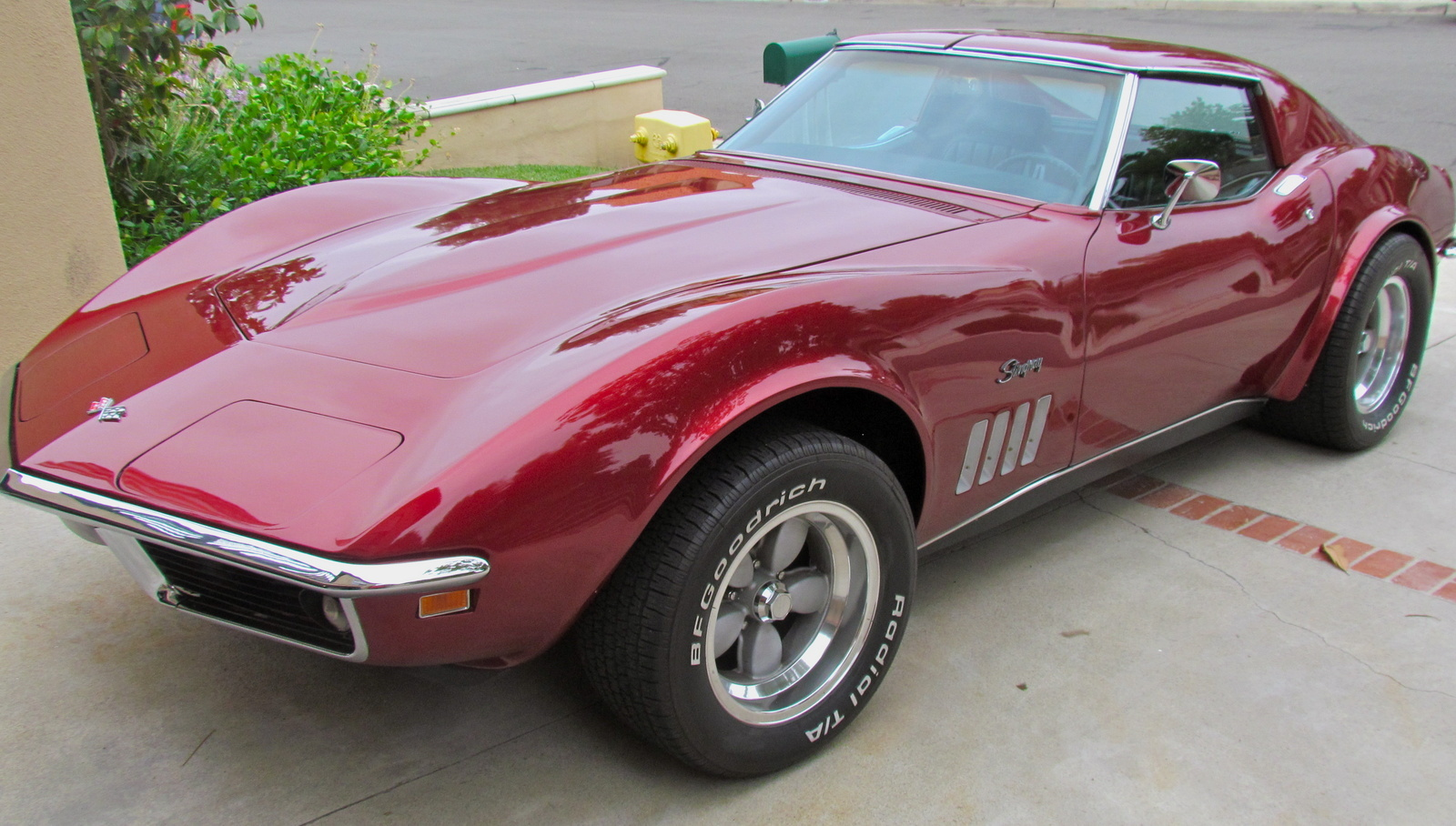Chevrolet Corvette Questions What Is The Value Of A 1971