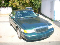 2000 Mercury Grand Marquis Overview