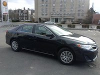 Picture of 2012 Toyota Camry LE, exterior, gallery_worthy