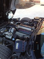 Picture of 1992 Chevrolet Corvette Coupe, engine