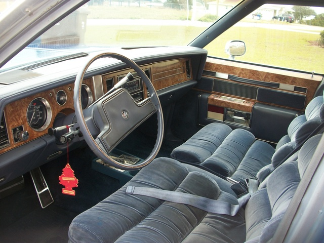 1989 Buick Lesabre T Type >> 1984 Buick Electra - Interior Pictures - CarGurus