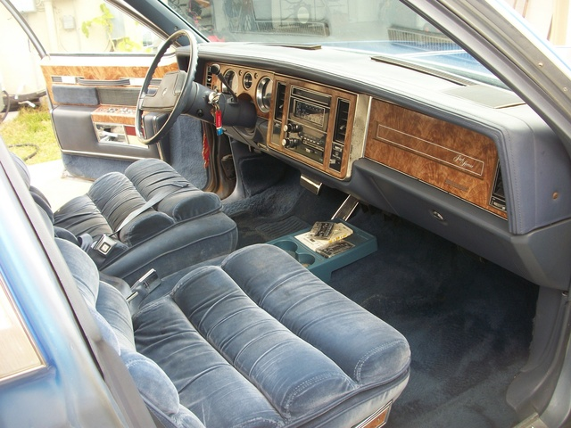 1984 buick electra interior pictures cargurus. Black Bedroom Furniture Sets. Home Design Ideas