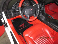 Picture of 2000 Chevrolet Corvette Convertible, interior