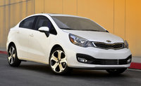 2014 Kia Rio, Front-quarter view, exterior, manufacturer, gallery_worthy