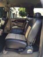 Picture of 2005 Ford Excursion Eddie Bauer, interior