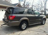 Picture of 2003 Toyota Sequoia SR5, exterior