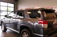 2012 Toyota 4Runner SR5 4WD, The day we picked it up, exterior