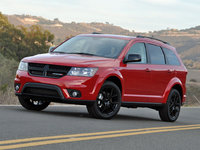2014 Dodge Journey SXT FWD, 2014 Dodge Journey SXT Plus with Blacktop Package, exterior, gallery_worthy