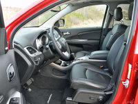 2014 Dodge Journey SXT with Blacktop Package, interior