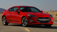 Hyundai Genesis Coupe Overview