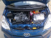 Picture of 2012 Toyota Prius C Three, engine