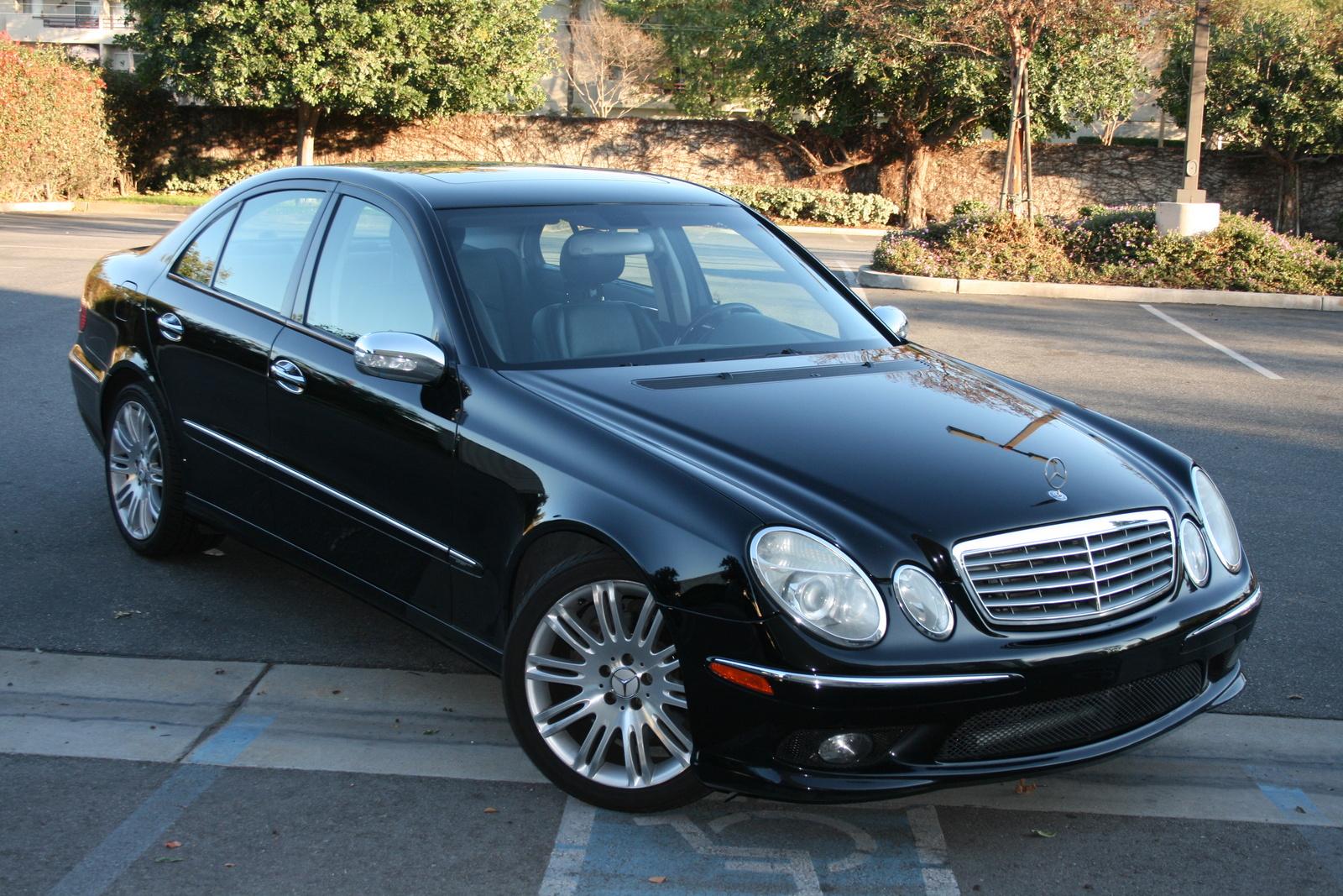 2005 mercedes benz e class pictures cargurus for Mercedes benz e class e500
