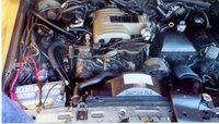 Picture of 1989 Lincoln Town Car Signature, engine