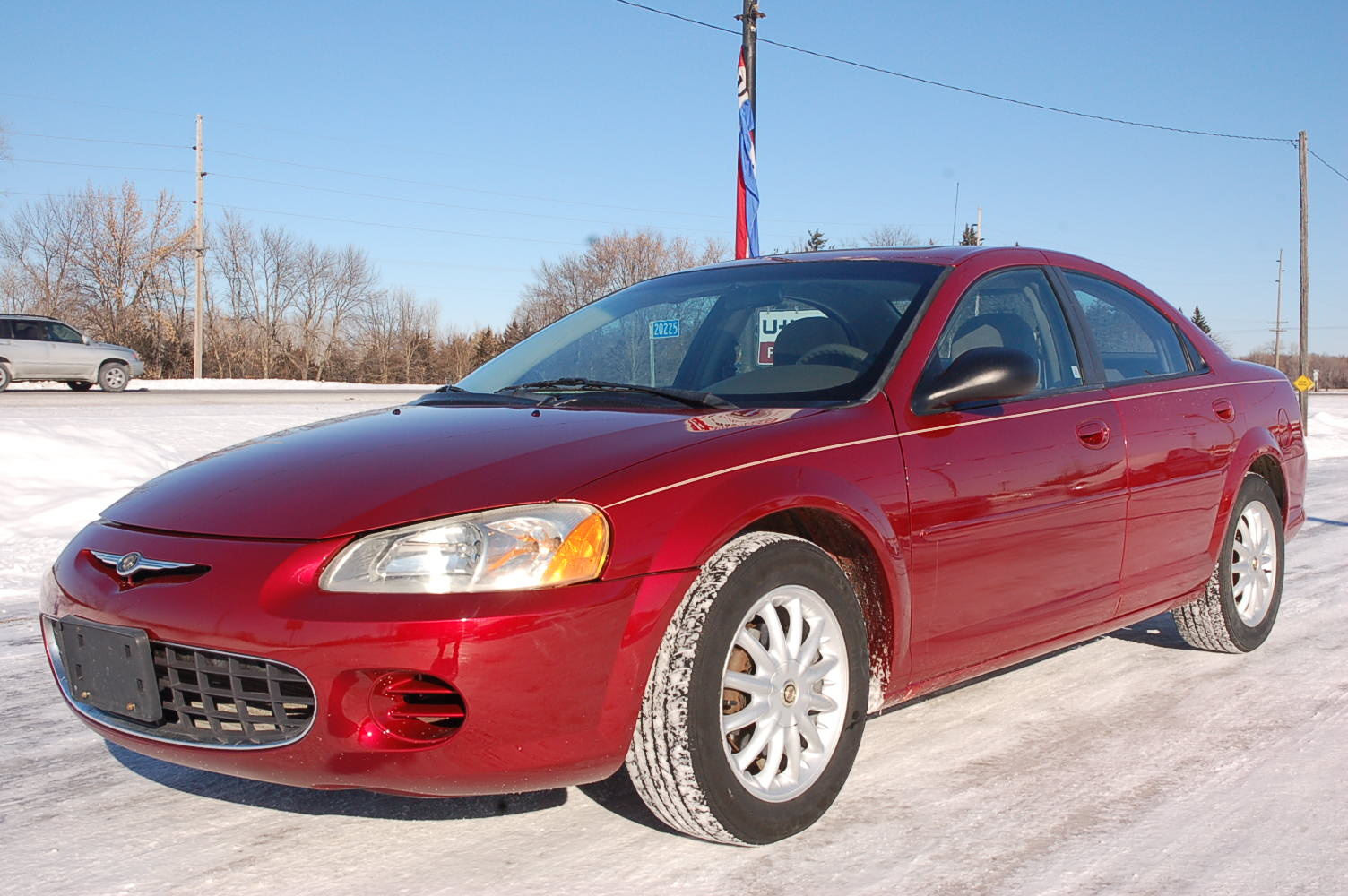 Ford Dealers Near Me 2002 Chrysler Sebring - Pictures - CarGurus