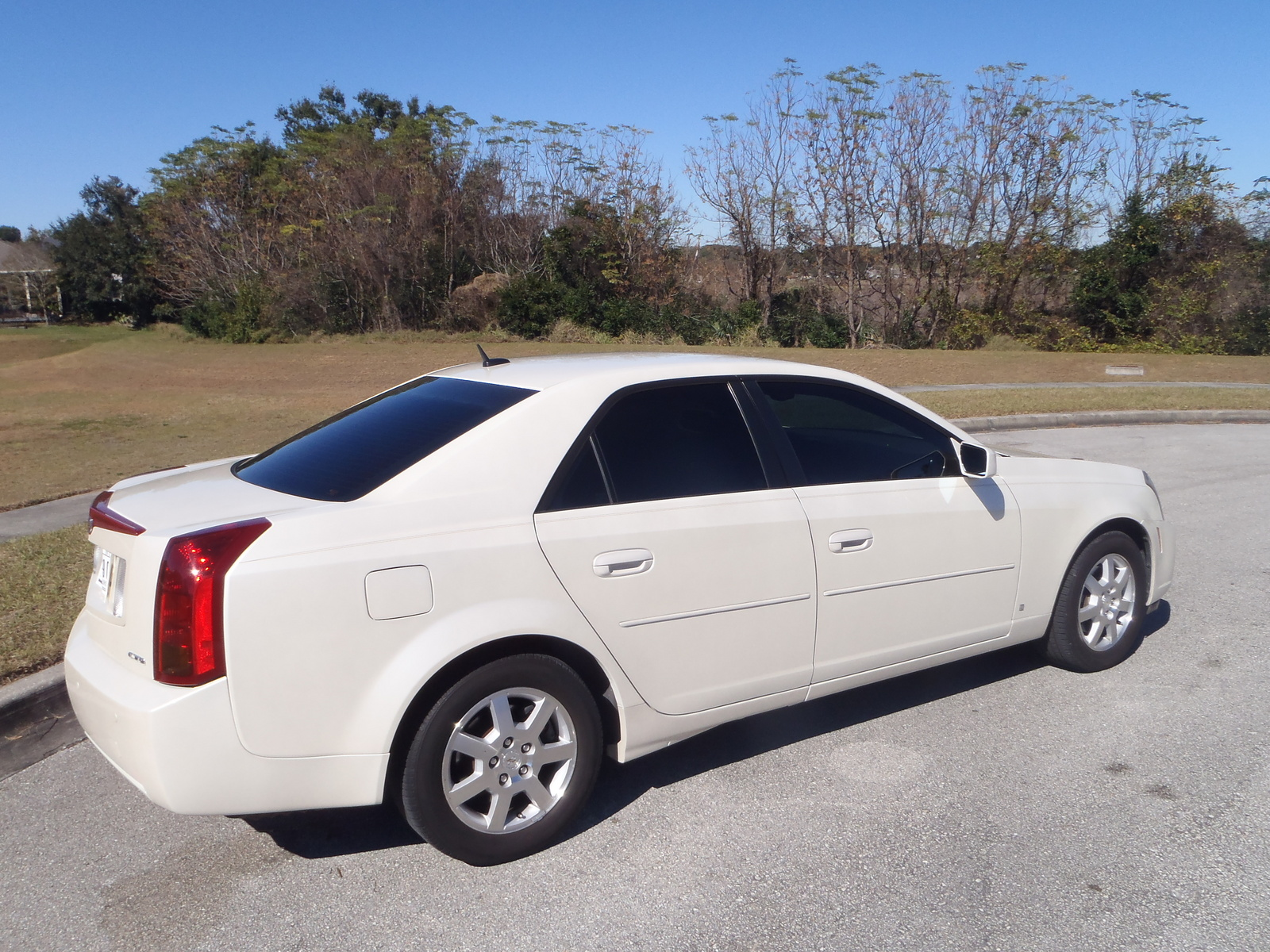 2007 cadillac cts pictures cargurus