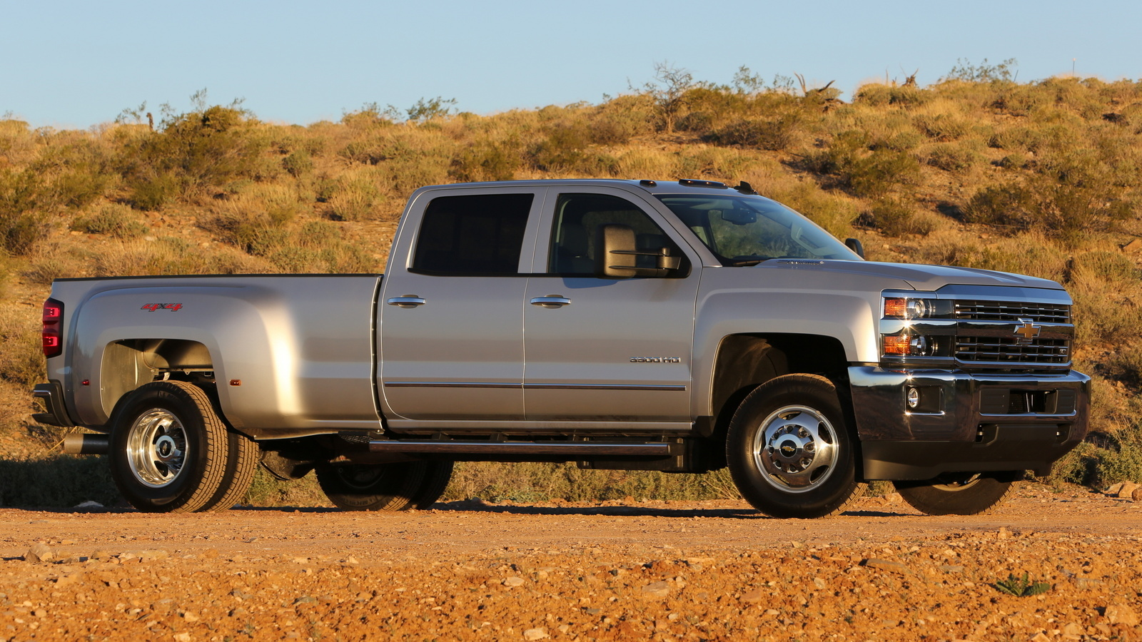 2015 Chevrolet Silverado 3500hd Overview Cargurus