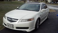2004 Acura TL 5-Spd AT w/ Navigation, front side, exterior