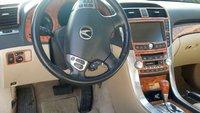 2004 Acura TL 5-Spd AT w/ Navigation, inside front, interior