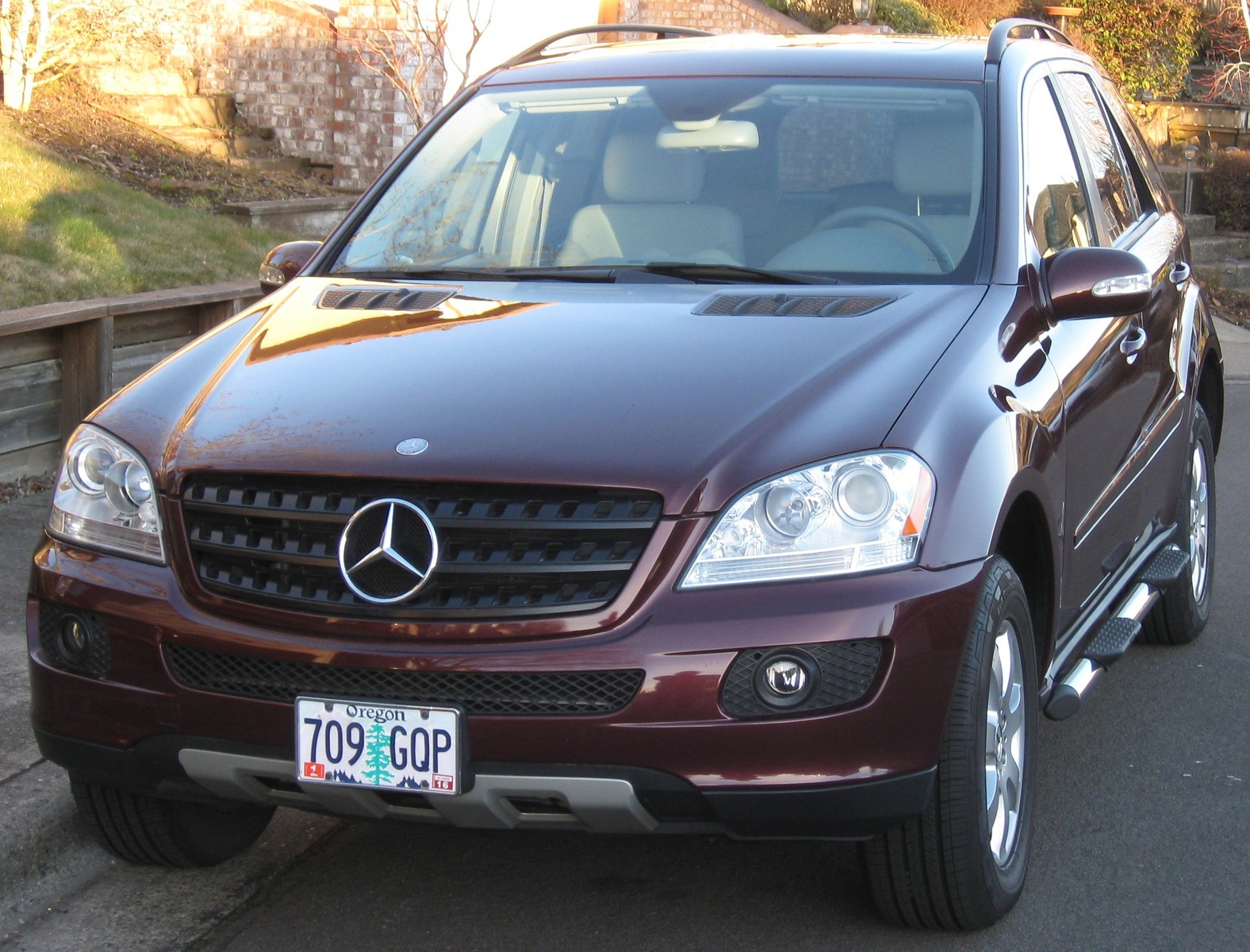 2006 mercedes benz m class exterior pictures cargurus for 2006 mercedes benz ml350 price