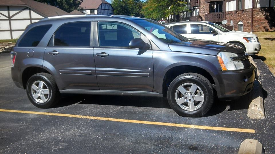 picture of 2008 chevrolet equinox lt1 exterior. Cars Review. Best American Auto & Cars Review