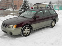 Picture of 2001 Subaru Outback L.L. Bean Edition Wagon, gallery_worthy