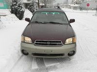 Picture of 2001 Subaru Outback L.L. Bean Edition Wagon, exterior, gallery_worthy