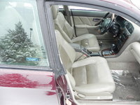 Picture of 2001 Subaru Outback L.L. Bean Edition Wagon, interior, gallery_worthy