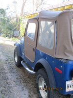1976 Jeep CJ7 Overview
