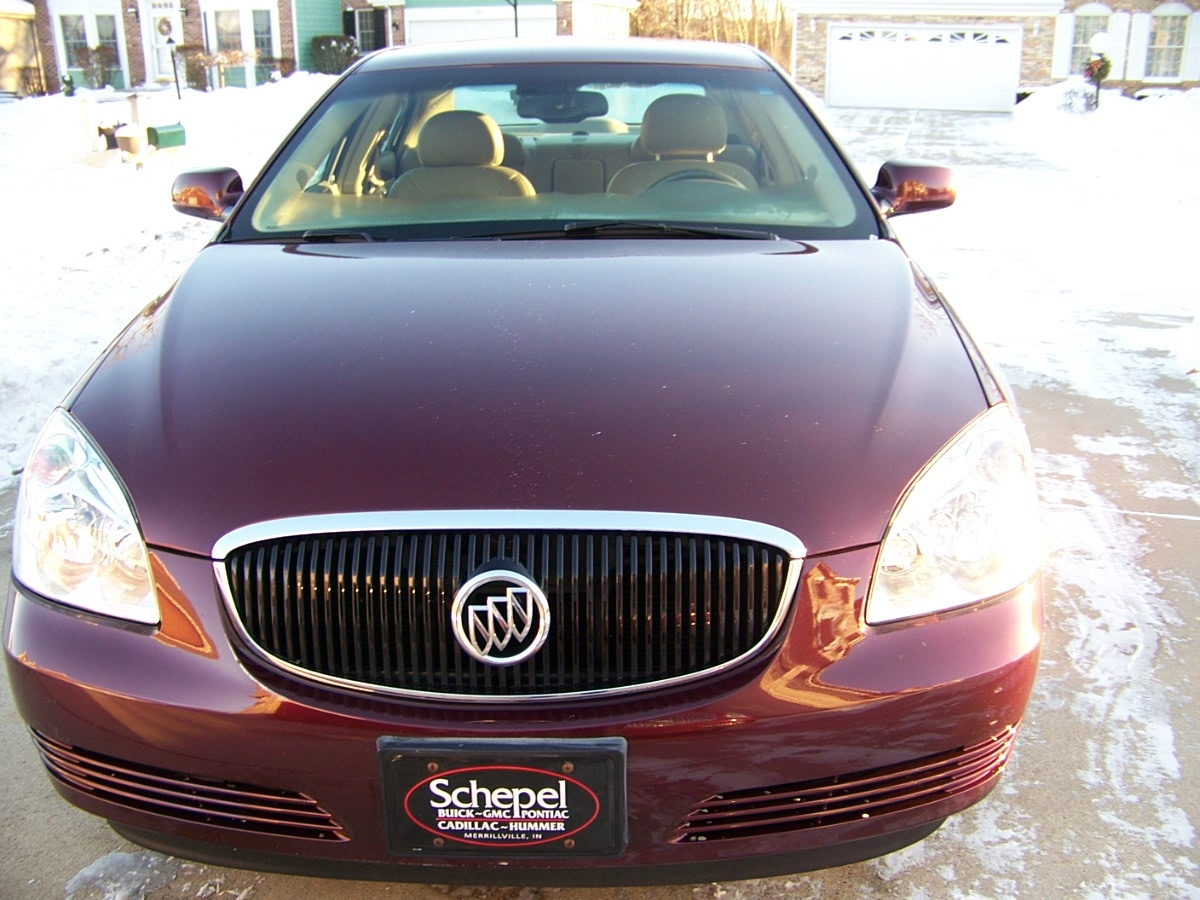 picture of 2006 buick lucerne cxl v6 exterior. Black Bedroom Furniture Sets. Home Design Ideas
