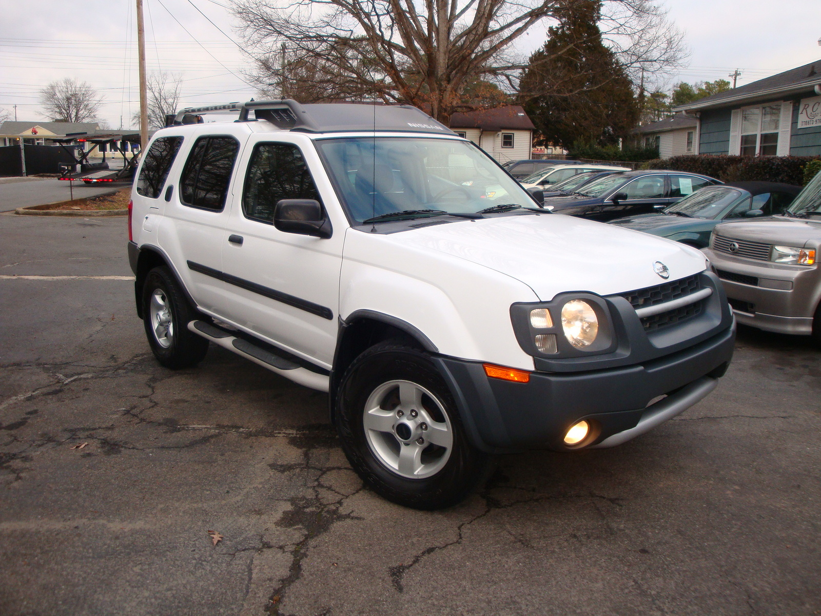 Picture Of 2004 Nissan Xterra Se 4wd  Exterior