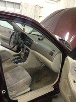 Picture of 2002 Mazda 626 LX, interior