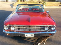 1963 Mercury Monterey Overview