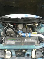 1994 Pontiac Trans Am picture, engine