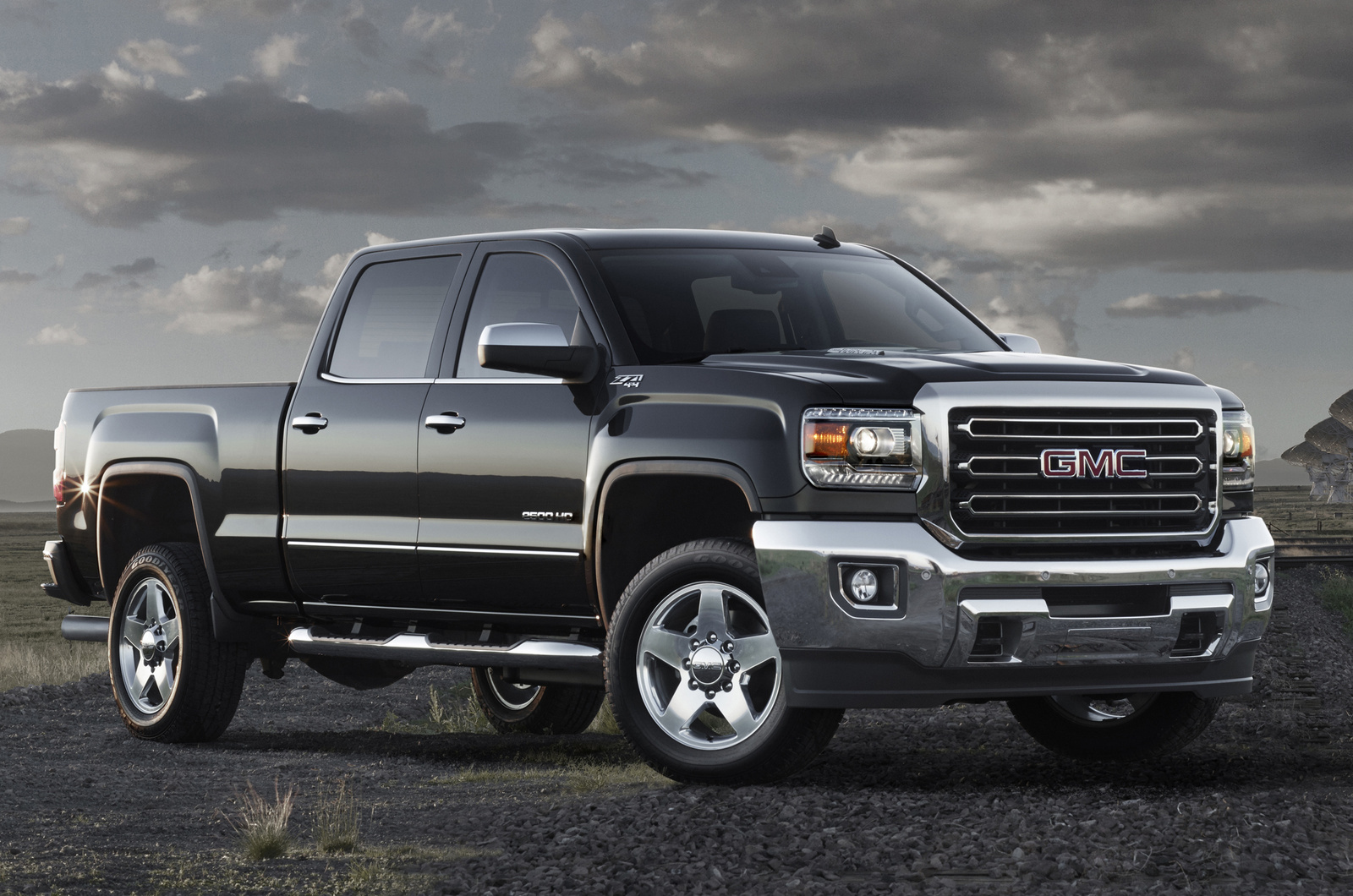 2015 GMC Sierra 2500HD - Review - CarGurus