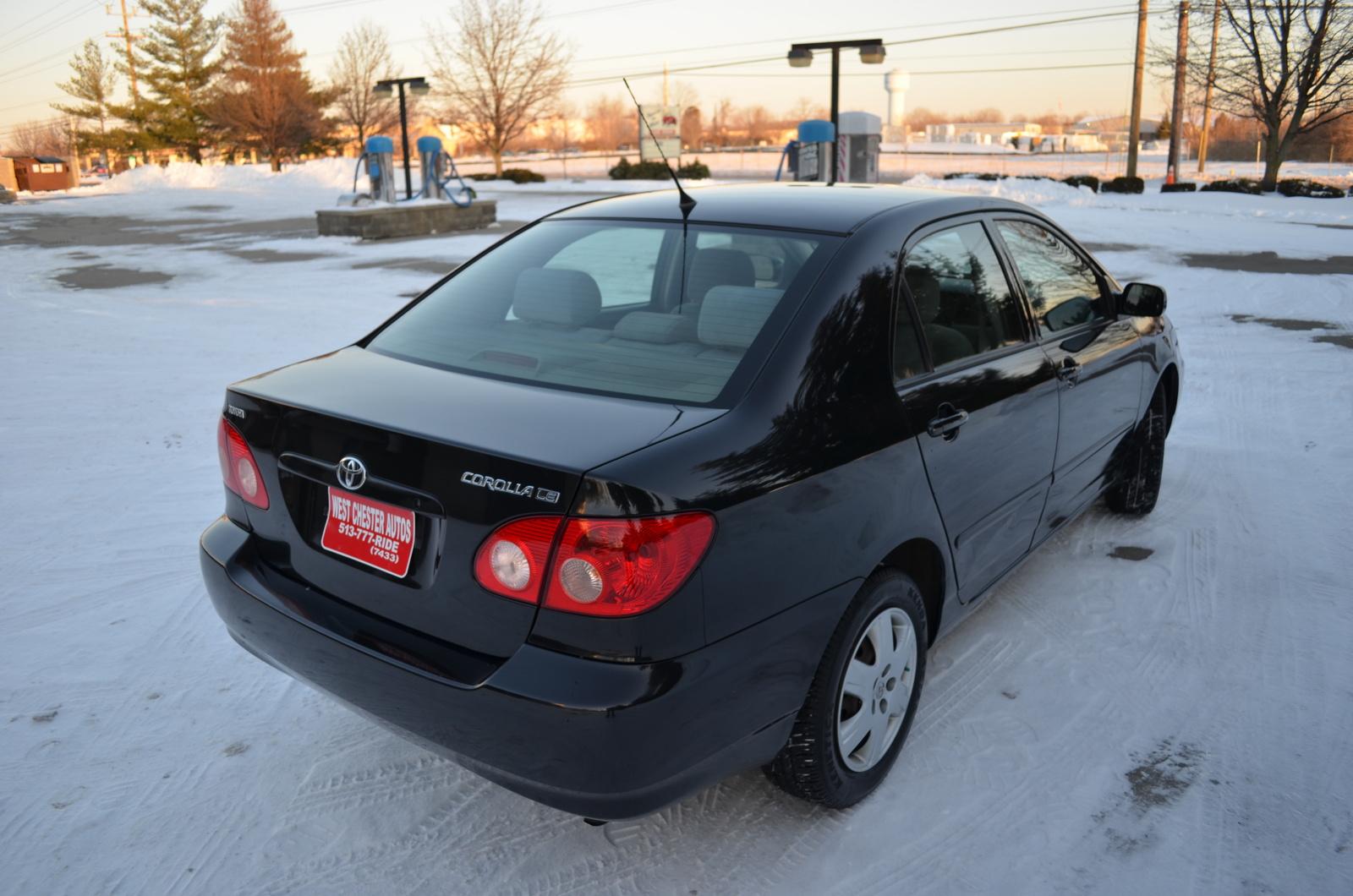 2005 Toyota Corolla Pictures C3959 pi36578161