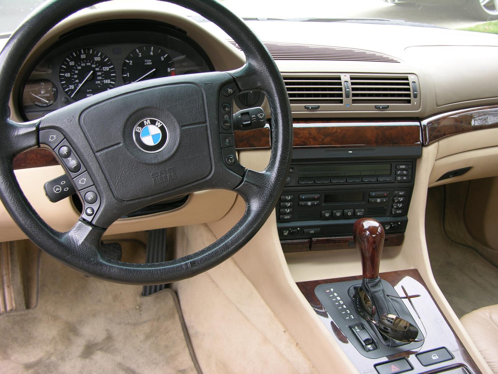 1995 Bmw 7 Series Pictures Cargurus
