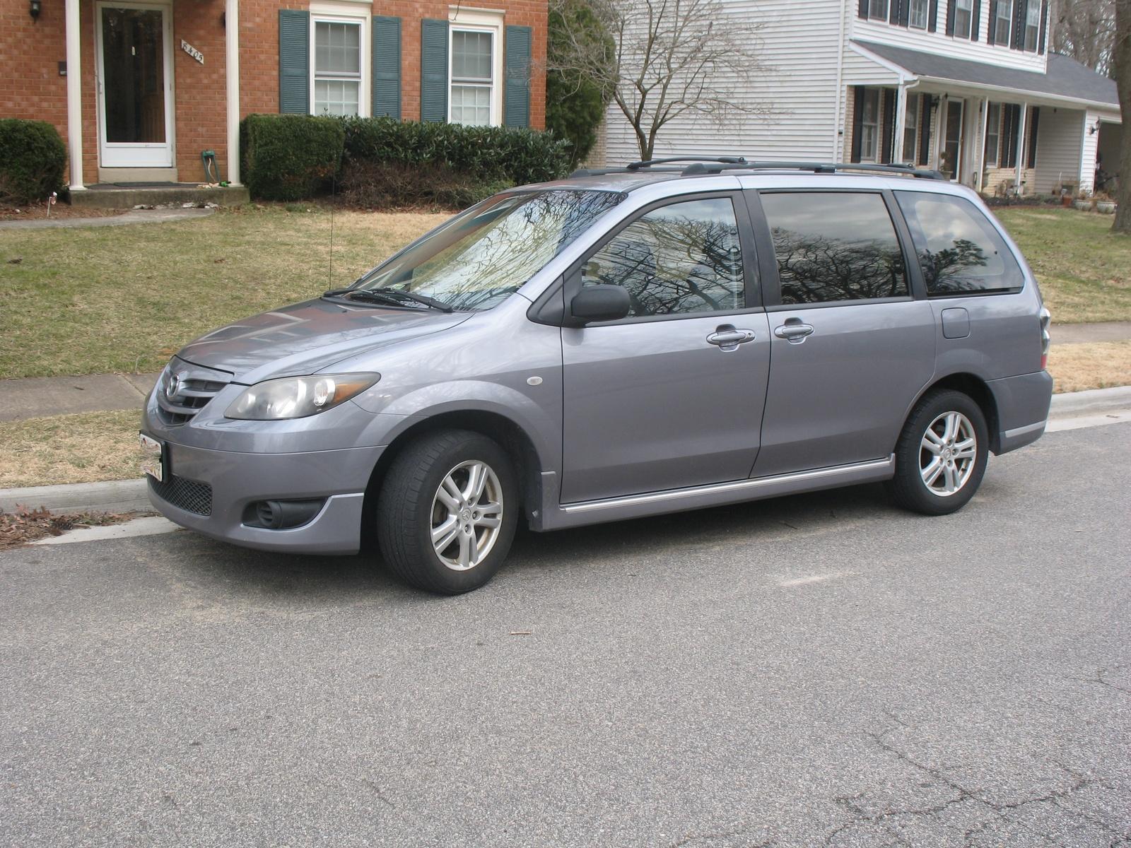 2005 Mazda Mpv Pictures Cargurus