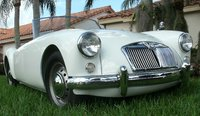 1957 MG MGA Overview