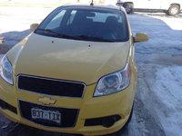 Picture of 2009 Chevrolet Aveo LS Sedan FWD, exterior, gallery_worthy