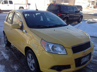 Picture of 2009 Chevrolet Aveo LS Sedan FWD, exterior, gallery_worthy