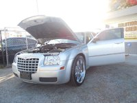 Picture of 2008 Chrysler 300 LX, exterior, engine